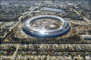 """Apple Park"", apre  supersede di Cupertino"