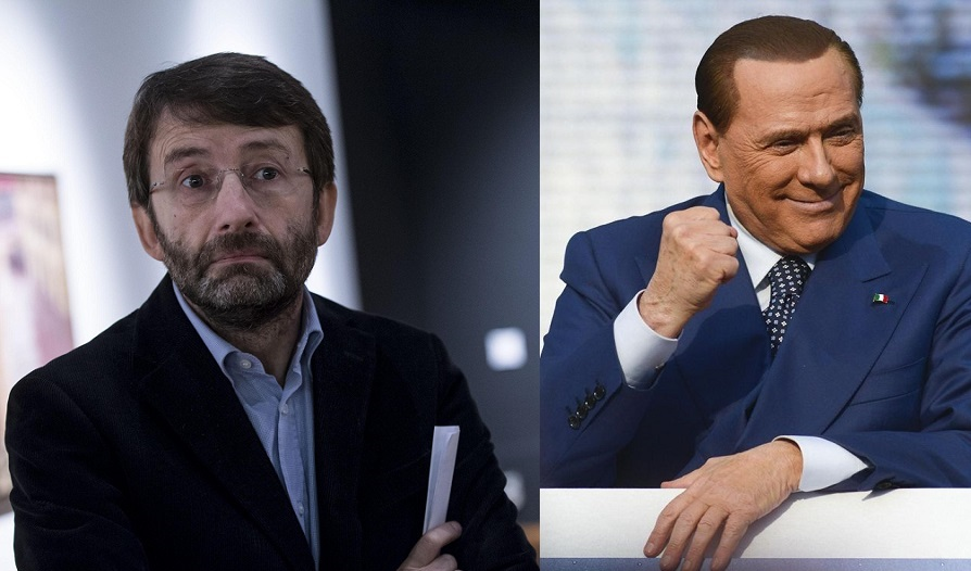 Franceschini a Berlusconi: