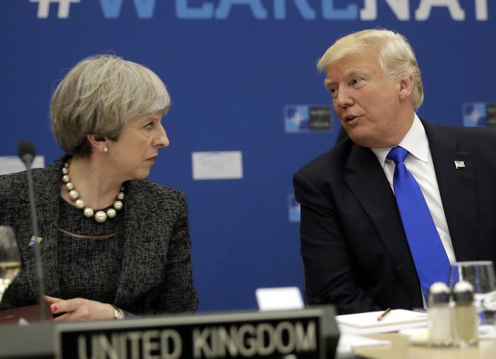Trump: fuga notizie dagli Usa su Manchester