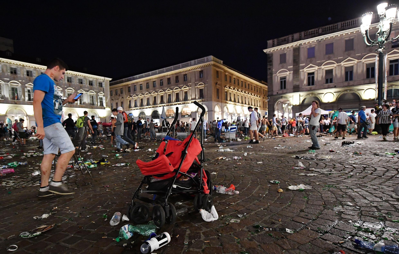 Torino, Appendino: seguito prassi consolidate. Scagionato ragazzo con zainetto