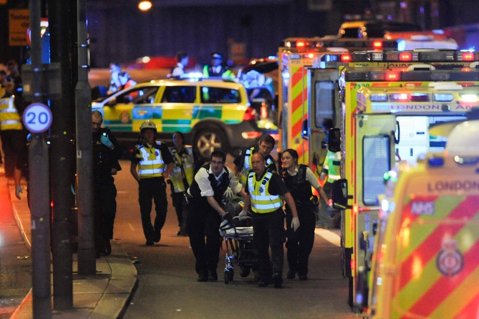 Attacco al London Bidge, gli attentatori volevano usare un camion