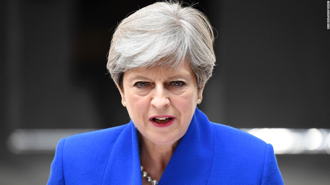 Gb, si dimettono i capi staff di Theresa May