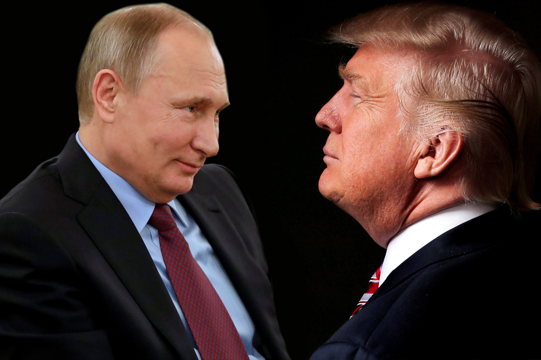 Trump-Putin,