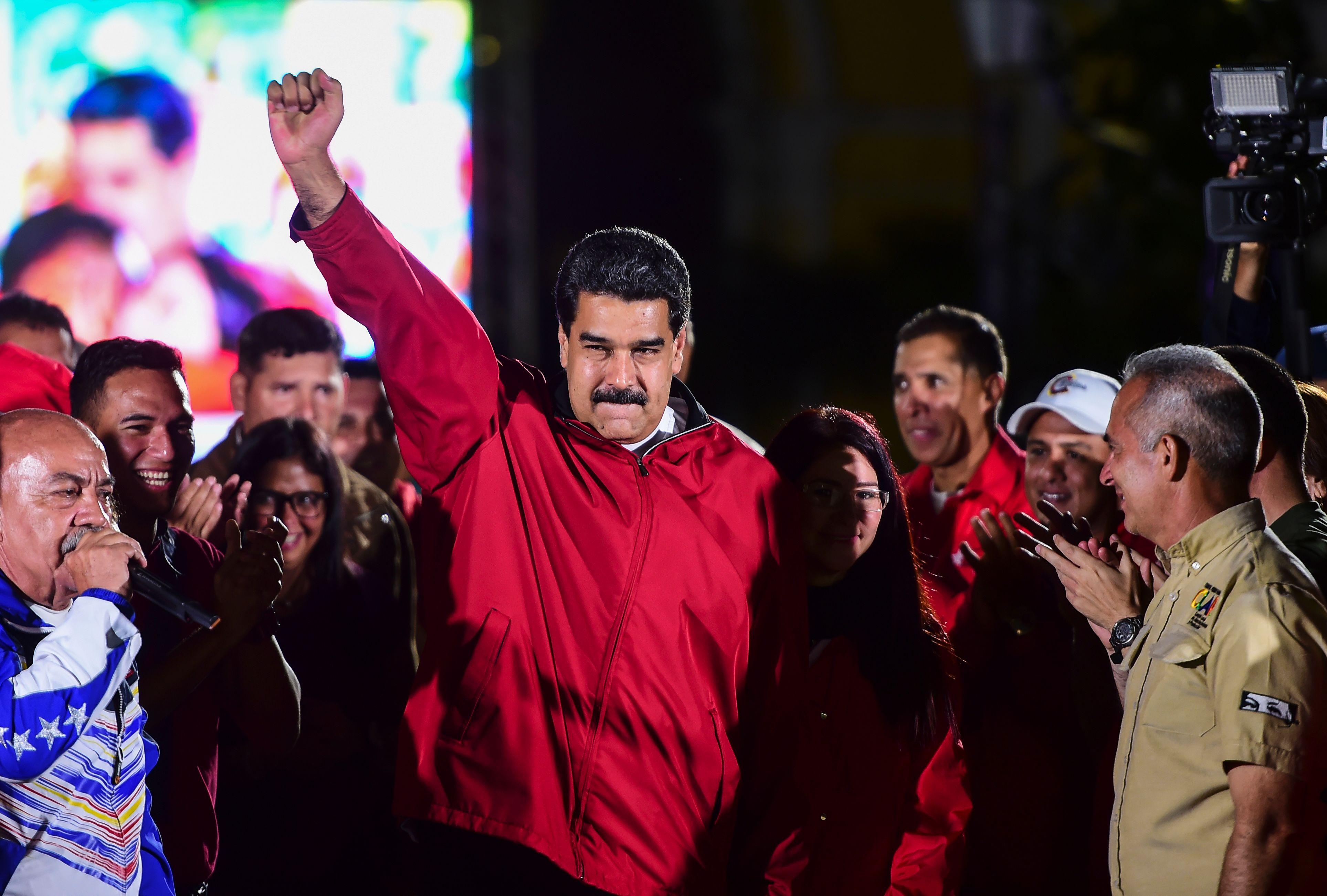 Il giorno più difficile per il Venezuela