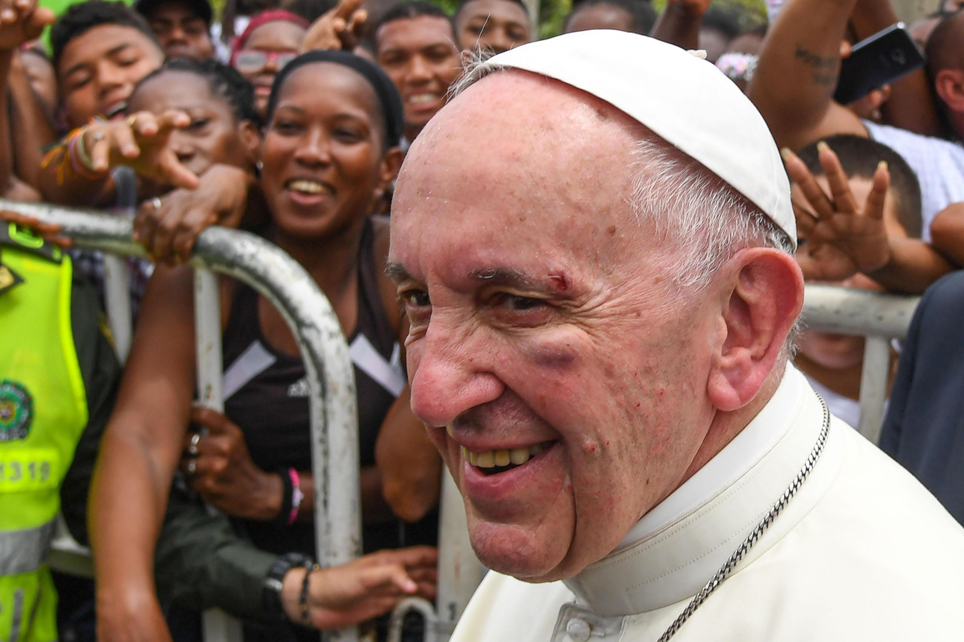 Papa sulla pedofilia: