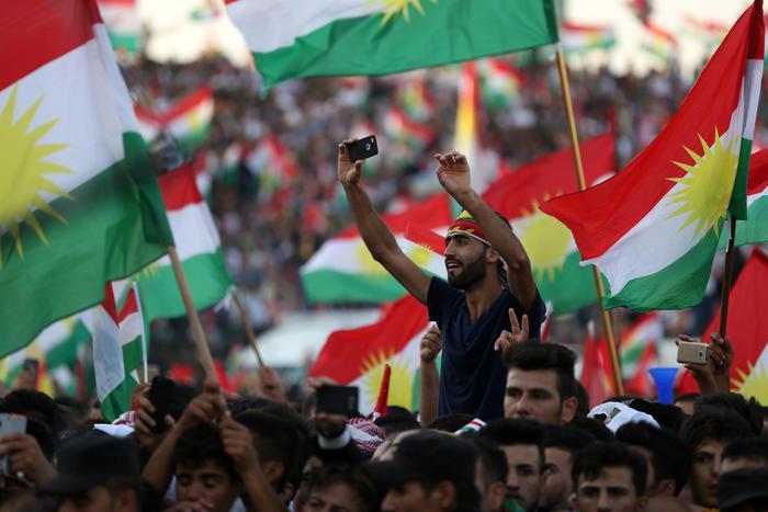 Kurdistan, mano dura di Baghdad: