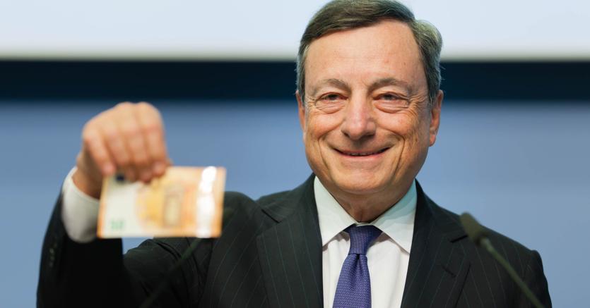 BCE verso stop quantitative easing: da gennaio 2018 dimezza acquisti titoli