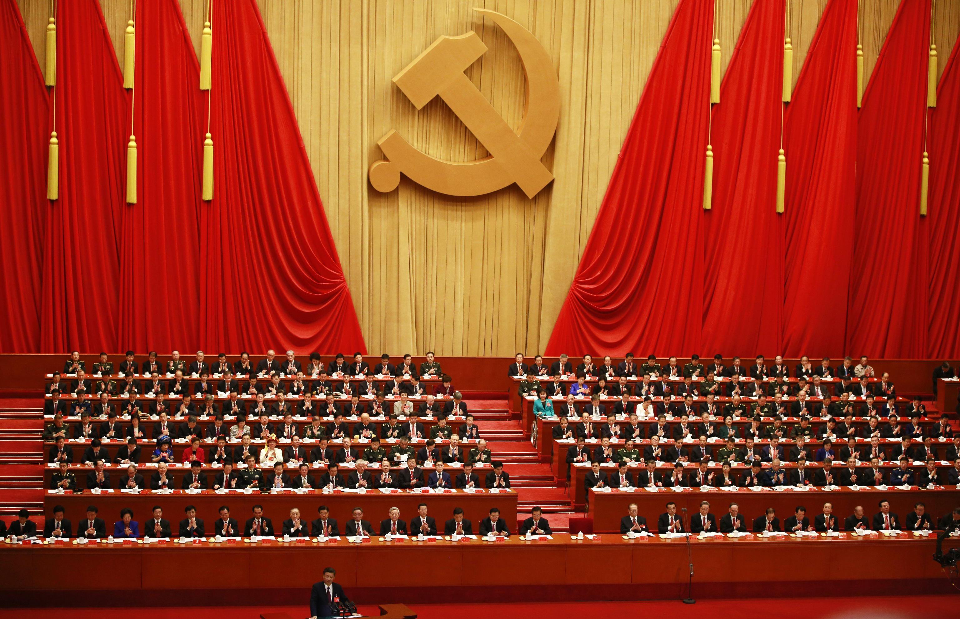 Cina, Xi Jinping a capo del Pcc fino al 2022