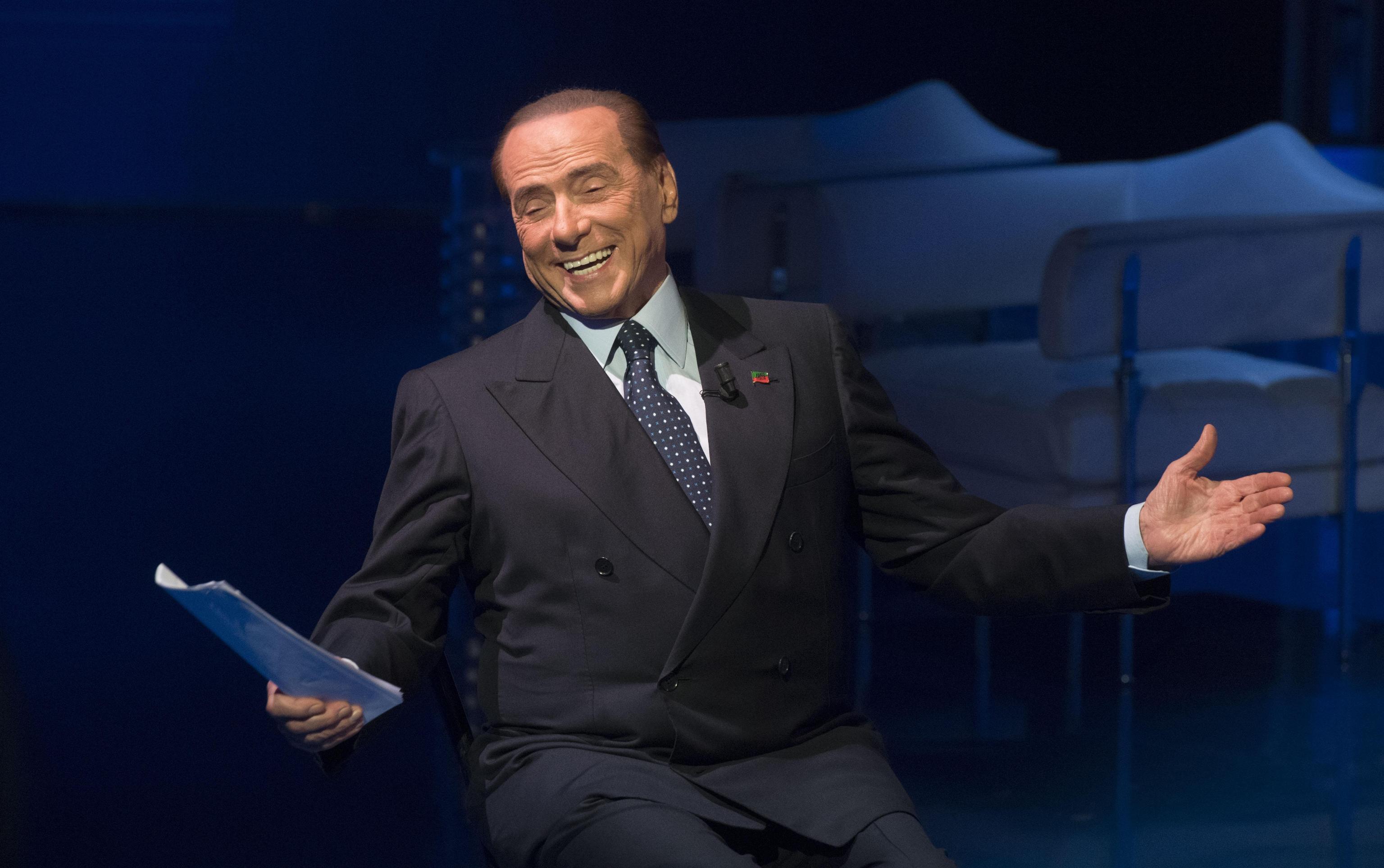 Al via udienza Berlusconi a Strasburgo, aula strapiena