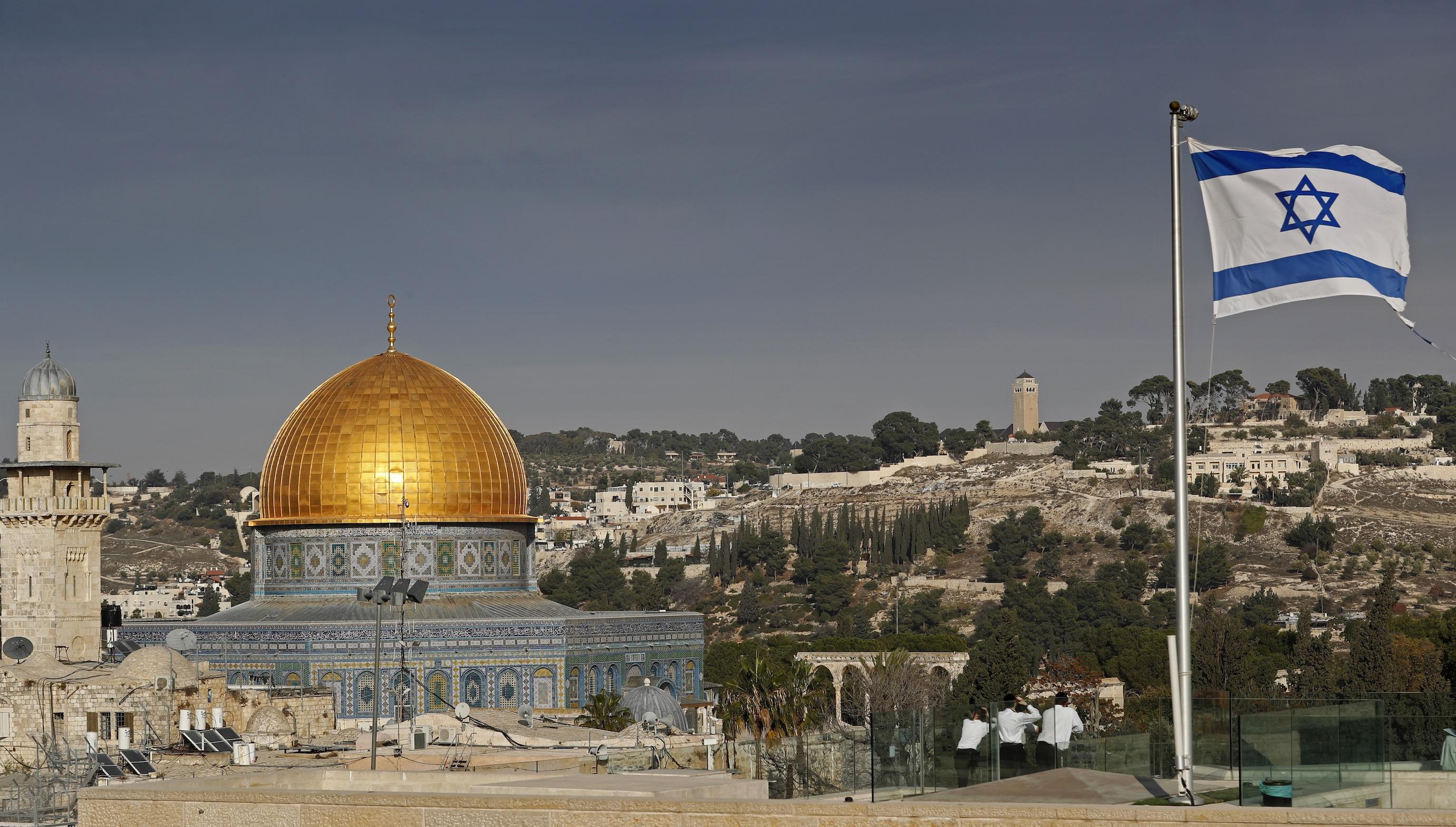 Gerusalemme: Paesi islamici, Gerusalemme est è capitale Palestina