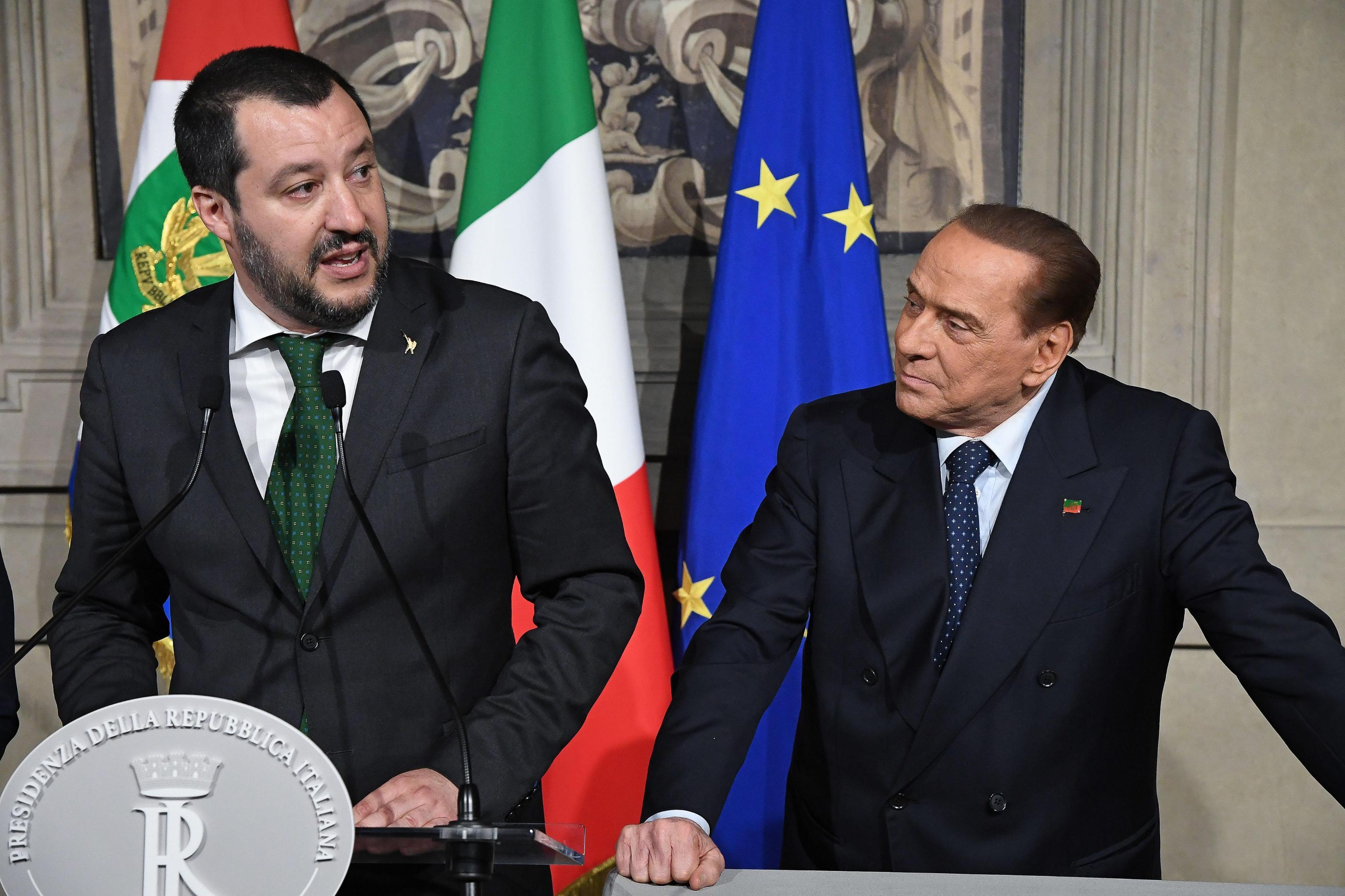 Berlusconi: Di Maio non può dirmi cosa devo fare, impari la democrazia