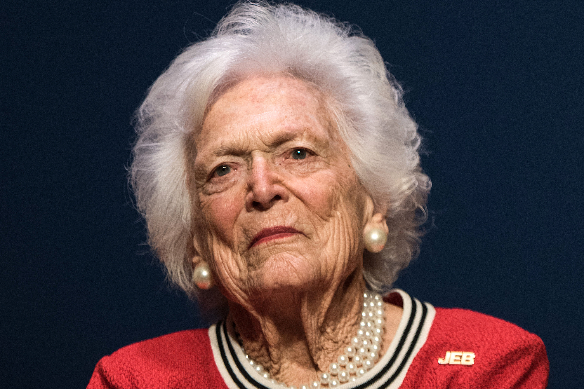 Addio Barbara Bush, è morta l'ex first lady