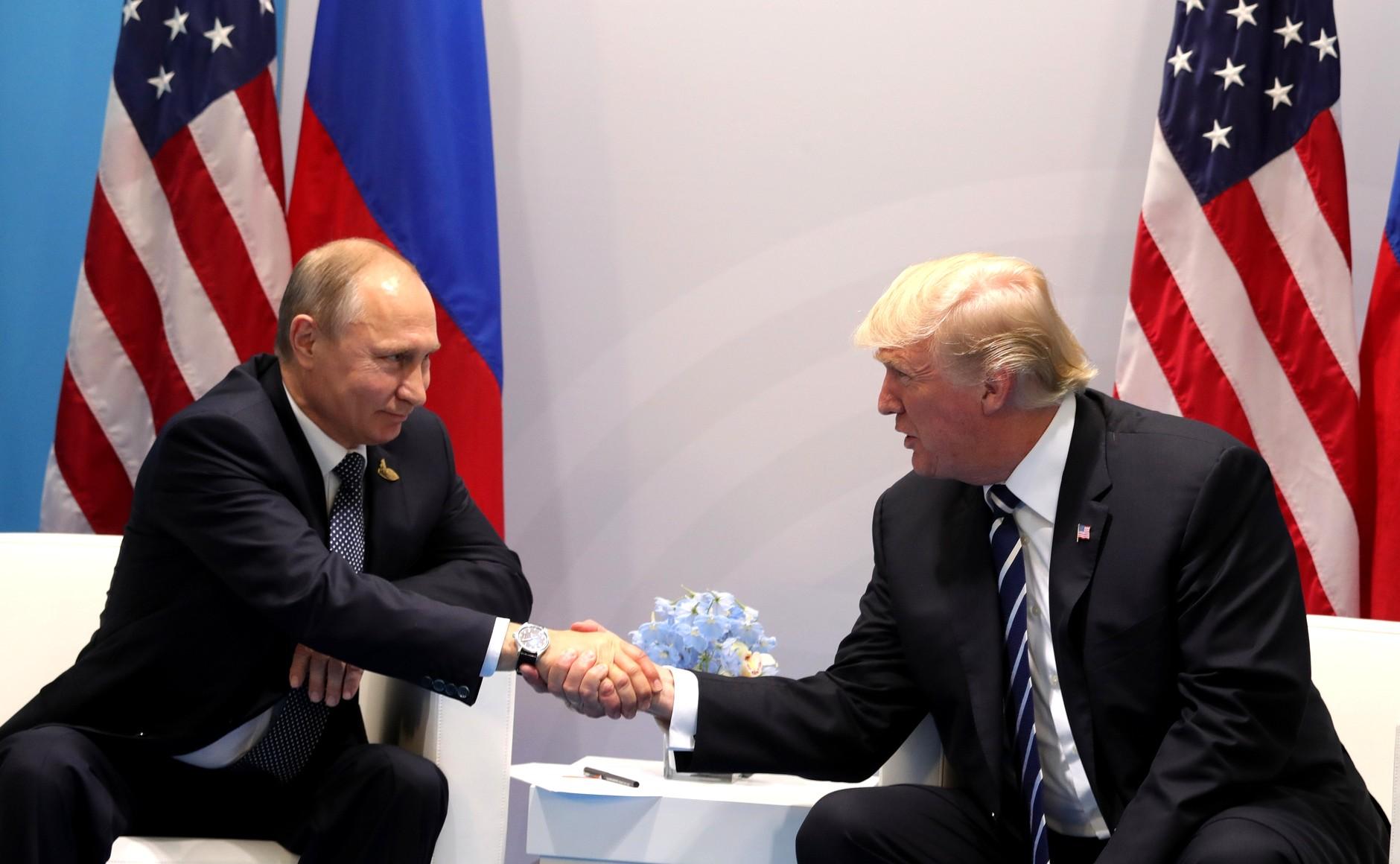Trump da Helsinki auspica un buon rapporto con Putin