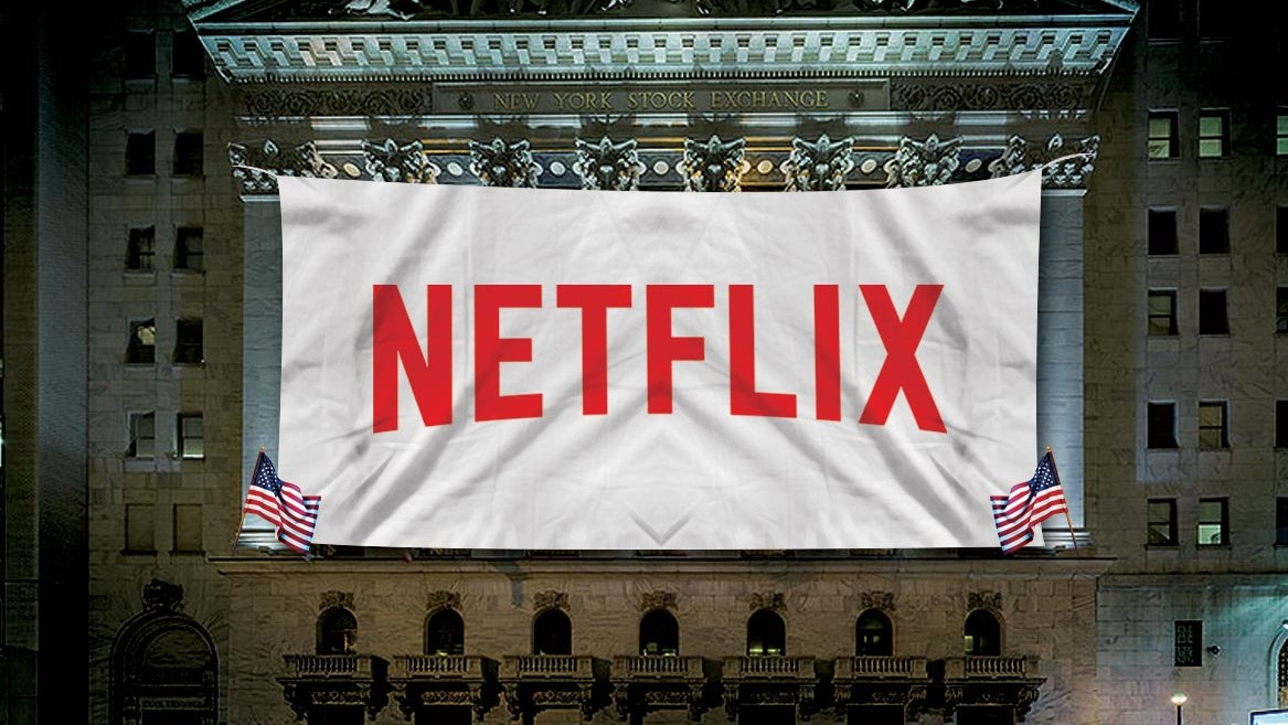 Netflix: meno abbonati, in Borsa -12,85%