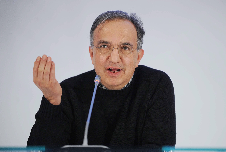 Sergio Marchionne: anche la Cgil ha riconosciuto i suoi meriti