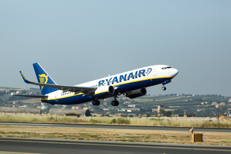 Oggi lo sciopero dei piloti della Ryanair