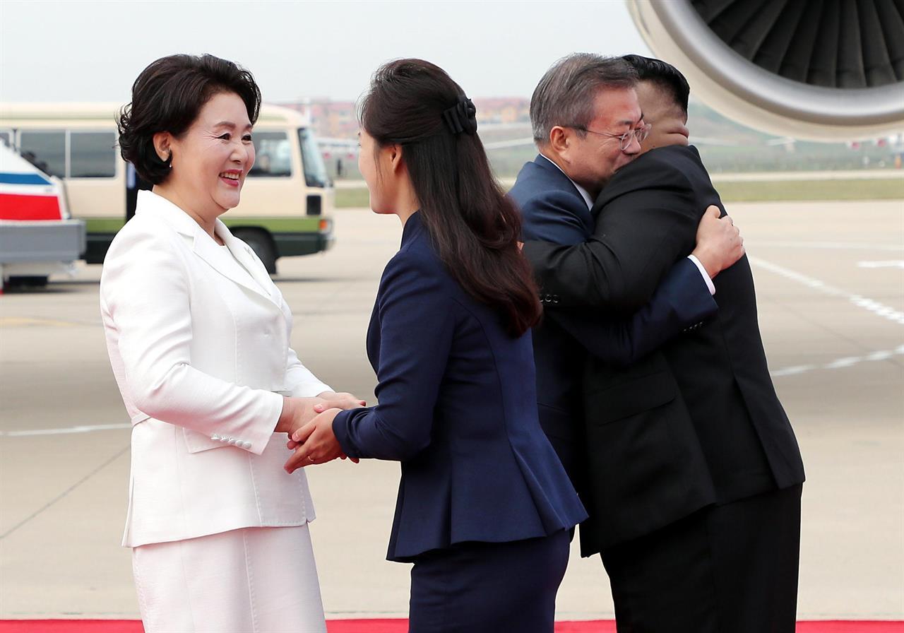Coree, firmato il primo accordo