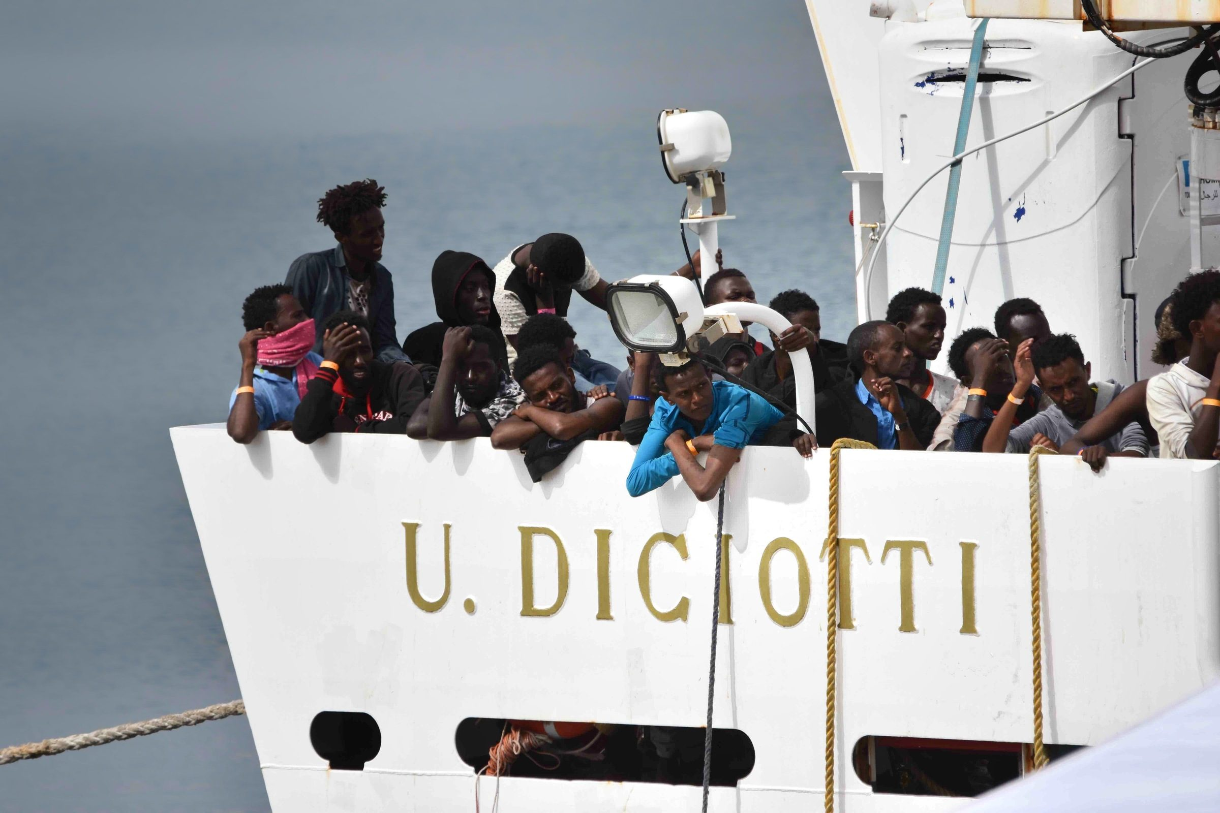 Diciotti, Salvini: sì della Giunta?