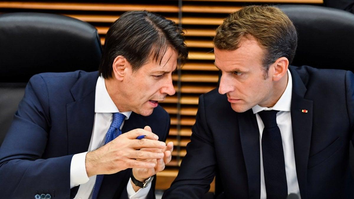 Macron a Conte,con Cina coordinamento Ue