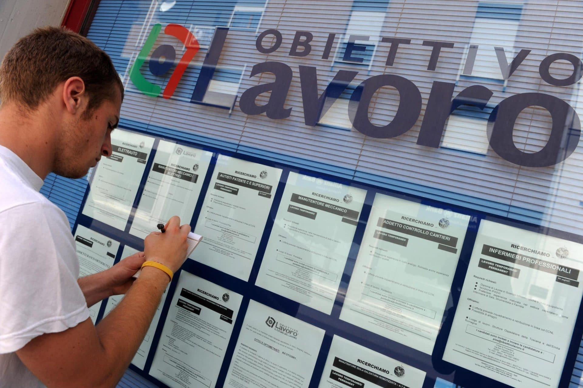 Lavoro:+25 mila occupati primo trimestre - Ultima Ora