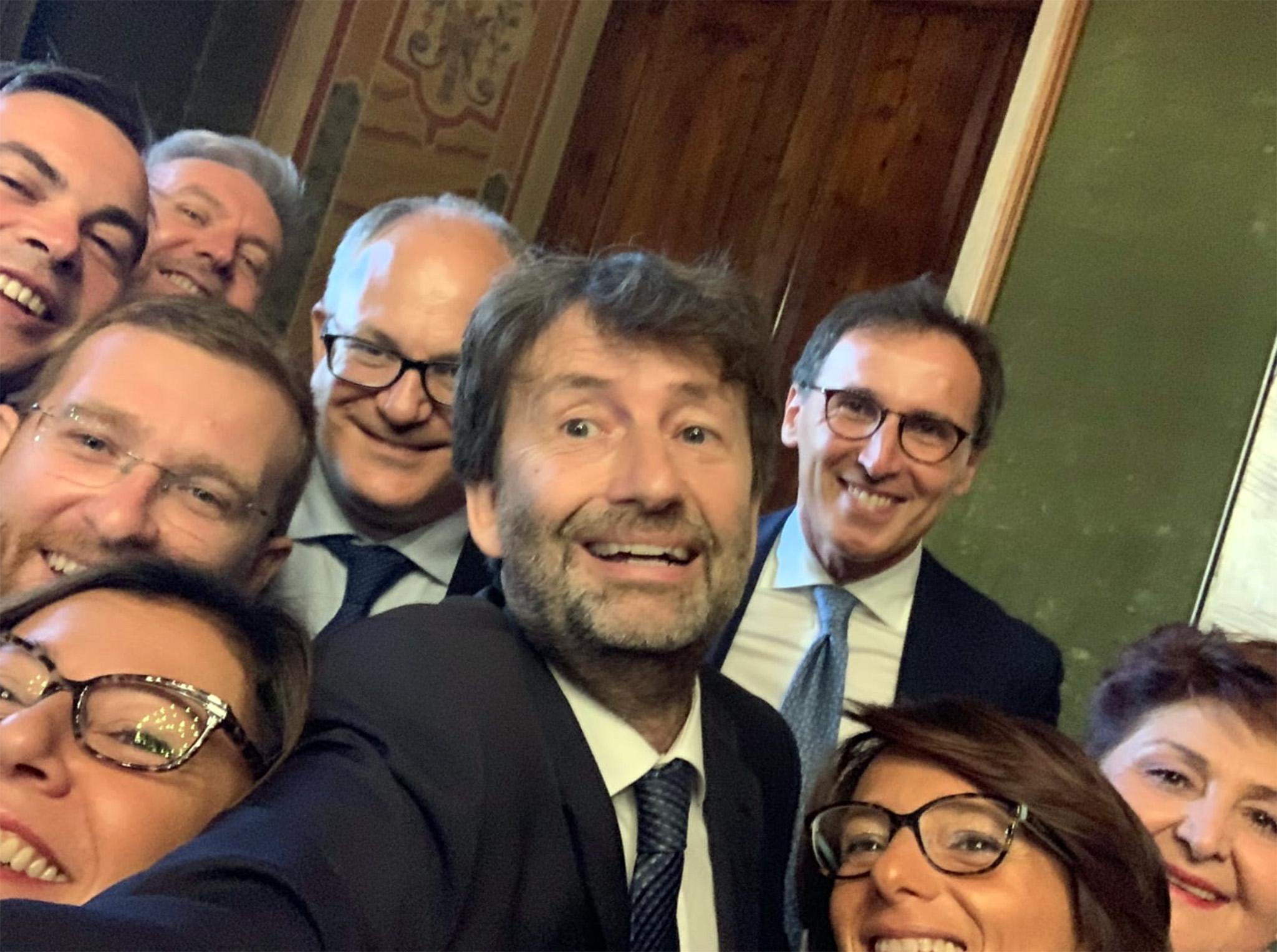 Per Franceschini ritorno alla Cultura, sarà capo delegazione Pd