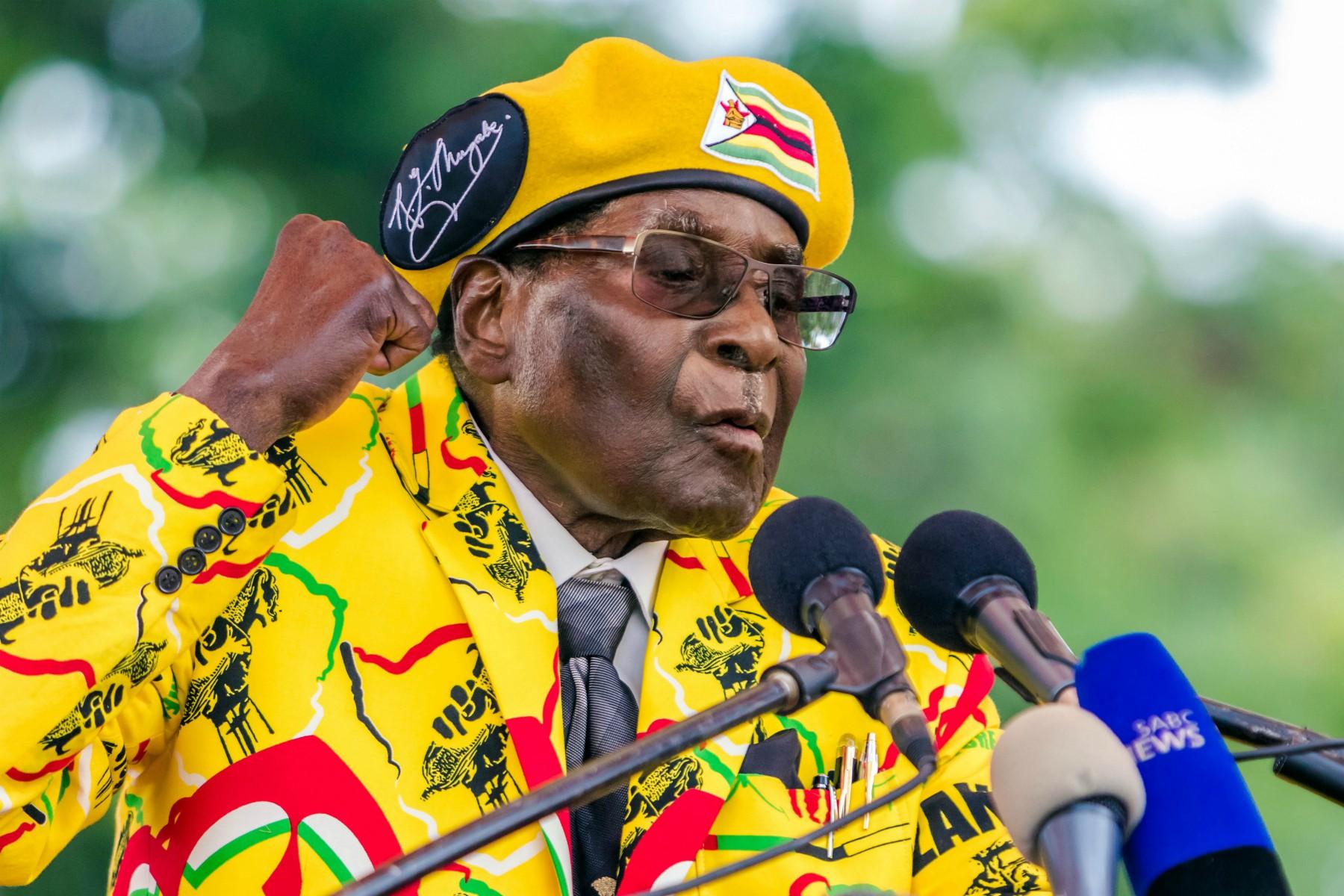 Morto Robert Mugabe Ex presidente dello Zimbabwe