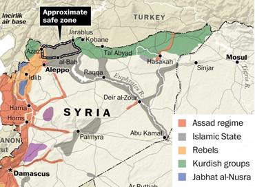 Cartina Kurdistan.L Opinione Delle Liberta
