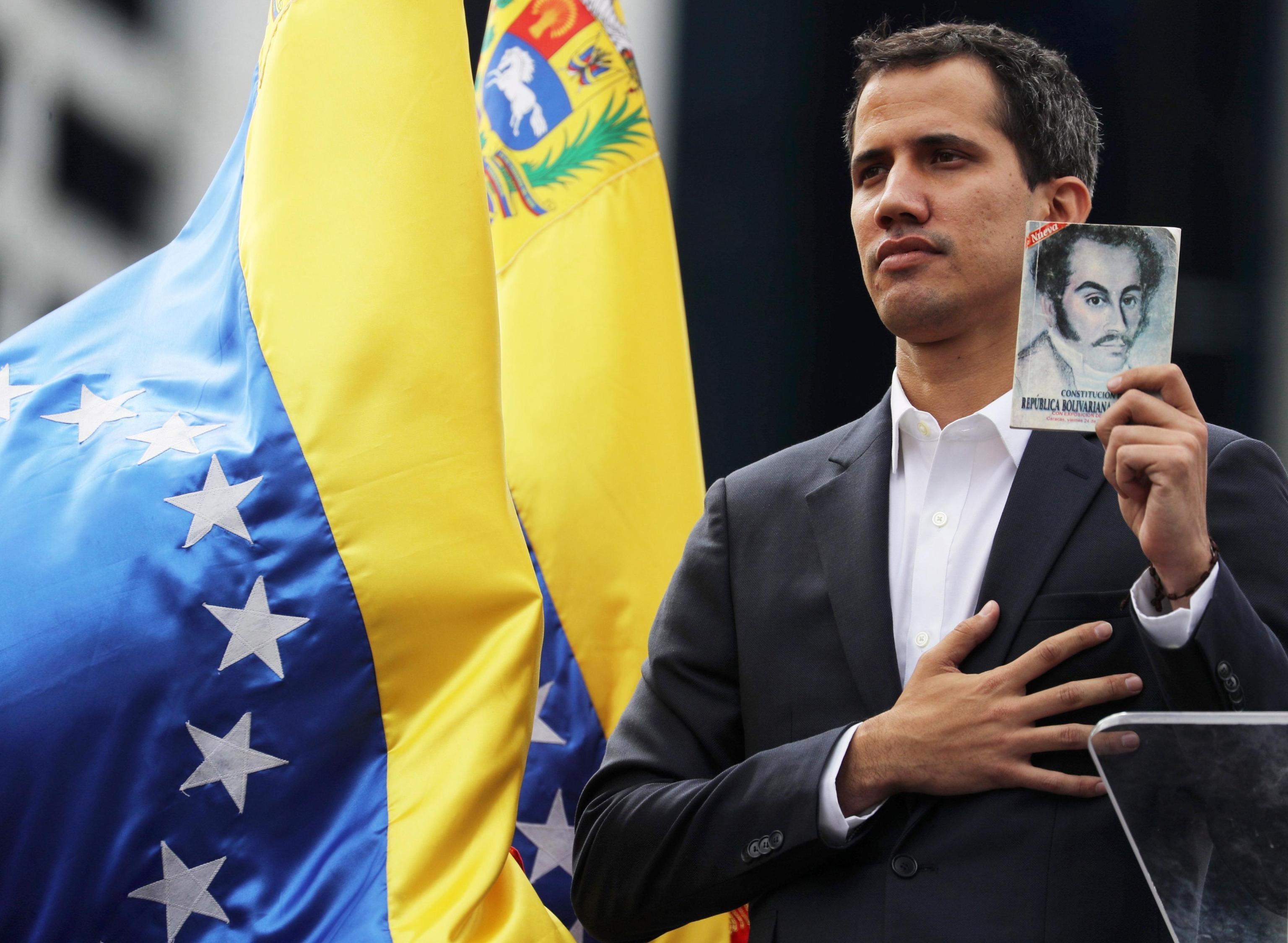 72 ore per lasciare il Venezuela all'Ambasciatrice dell'UE