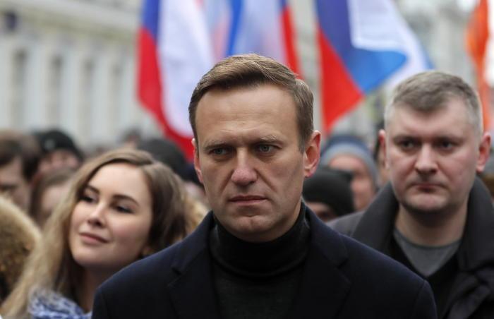 Caso Navalny, Mosca: