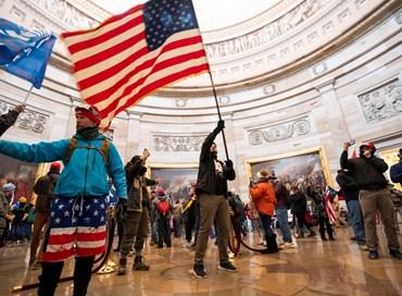 Capitol Hill: il giorno che si finse l'assalto alla democrazia